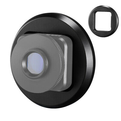 For ULANZI Anamorphic Lens 1.33X 52MM Filter Adapter Ring For Mobile Phone NEW