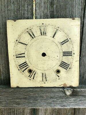 American Wooden Works / Ogee Shelf Clock Dial