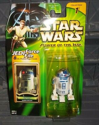 Star Wars Potj Series Rebel Astro Droid R2-D2 Naboo Escape Figure