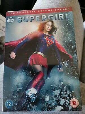 Supergirl Season 2 [2017] (DVD) new sealed