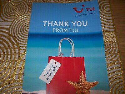 TUI Voucher - First Choice £100 and £150 Off Vouchers (UNIQUE CODES)