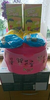 My Fun Potty With Potty Liners And Training Pads