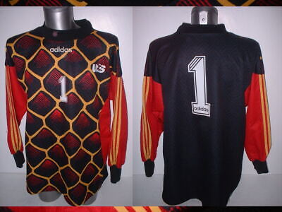 USA Goalkeeper XXL Vintage United States Adidas Football Soccer Shirt Jersey GK