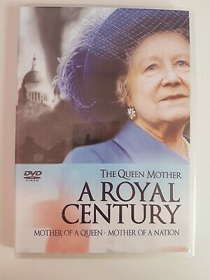 The Queen Mother A Royal Century DVD New Sealed Documentary