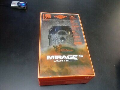 Wildgame Innovations Mirage 16 Lightsout 16MP Game Camera