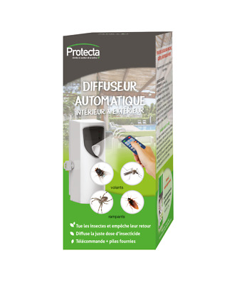 diffuseur d'insecticide Protecta