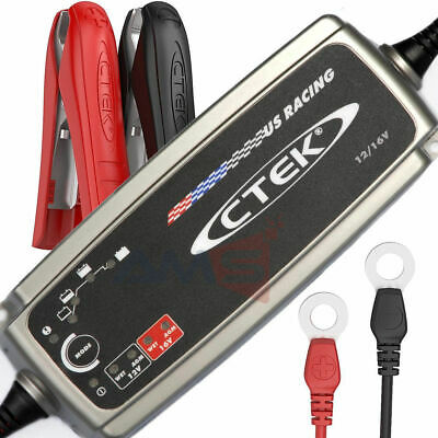 CTEK Battery Charger - Murs 7.0- 12V and 16V 56-830 Waterproof Auto 8 Step - New