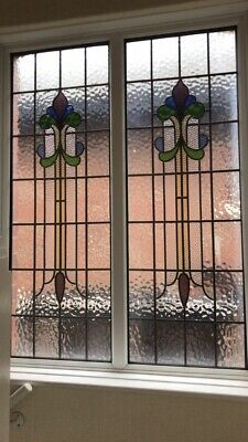 Traditional Stained Glass Window