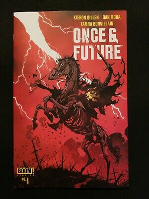 Once And Future #1 3rd Print Boom Studios 2019