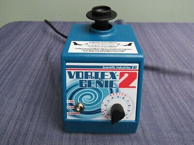 Scientific  Industries Mini Vortexer  Vortex Genie 2 Excellent  Guaranteed