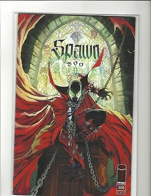 SPAWN #300 Cover G J. Scott Campbell Variant 2019 NEAR MINT Image Comics