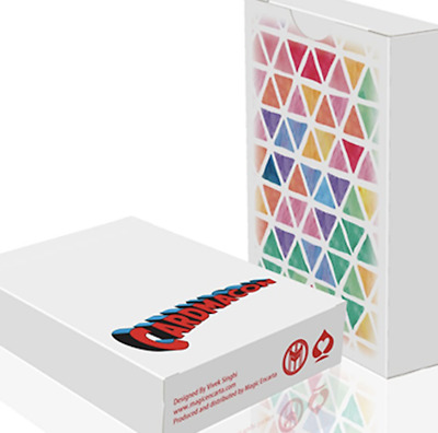 Limited Edition CardMaCon Playing Cards - LIMITED