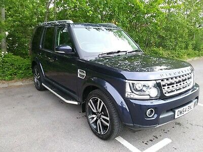 Discovery 4 HSE Luxury - 2015 - VAT qualifying (VAT to add)