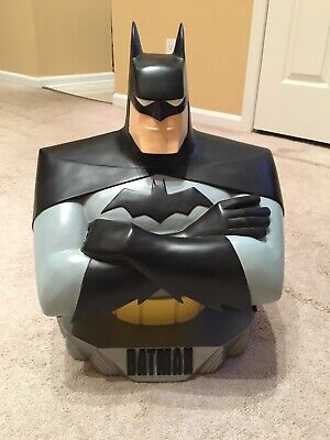 Warner Bros Studio Store Batman Animated Bust! Great Condition 1997