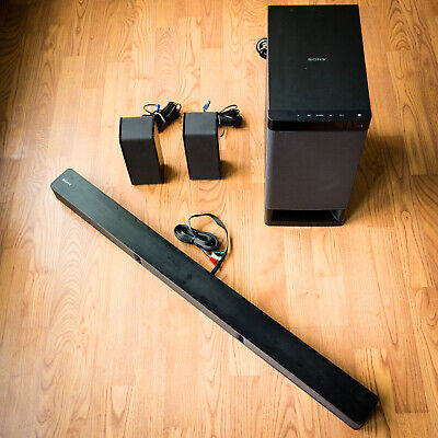 Sony HT-RT3 5.1-CH Home Theater System with Bluetooth