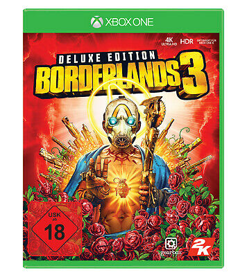Borderlands 3 (Deluxe Edition) - Xbox One