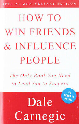 HOW TO WIN FRIENDS AND INFLUENCE PEOPLE by Dale Carnegie (1998, Digitaldown)