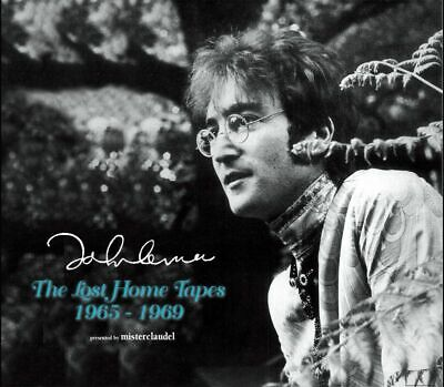 JOHN LENNON / THE LOST HOME TAPES 1965-1969 2CD /Hold On, I'm Coming Mr.MOON..