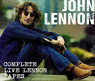 JOHN LENNON / COMPLETE LIVE LENNON TAPES 3CD/Give Peace A Chance, Imagine