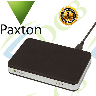 Paxton Net2 Desktop Reader 514-326 New Access Control Multi Format RDR USB Hub