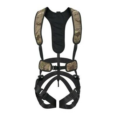 X-1 Hunter Safety System Camo Bowhunter Harness L/XL