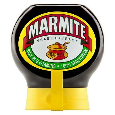 1 x Tub Of Squeezy Marmite Yeast Extract Spread 1 Tub 200g