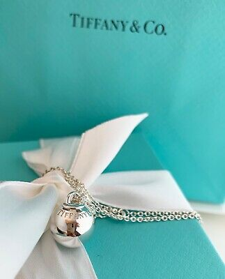 "Tiffany & Co Ball Necklace ""City Hardwear"""