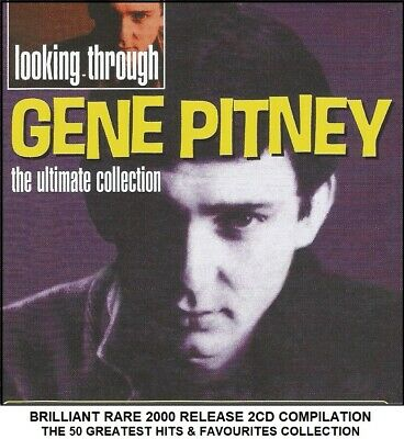 Gene Pitney - The Very Best Essential 50 Greatest Hits Collection RARE 60's 2CD