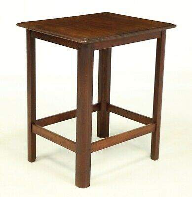 Vintage Mahogany Side Table Bedside Table FREE Nationwide Delivery