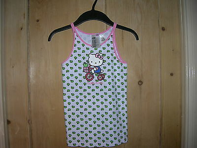 TOP Hello Kitty for Girl 1,5-2 years H&M