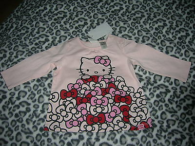 Top Hello Kitty for Girl 12-18 months H&M