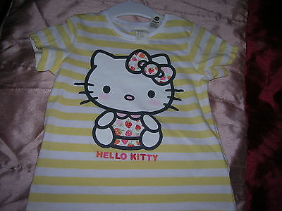Top Hello Kitty for Girl 1-1,5 years H&M
