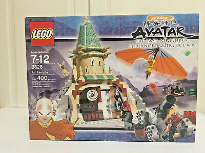 LEGO Avatar The Last Airbender Air Temple Set 3828 NEW