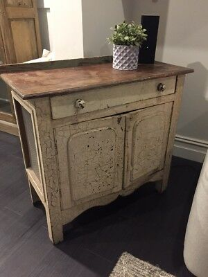 Meat safe. Antique. Vintage. Shabby Chic. French Provincial