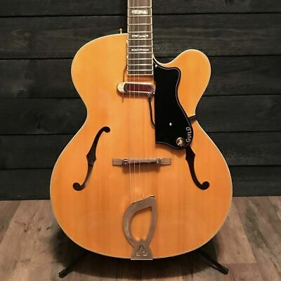 Guild A-150B Savoy Hollowbody Archtop Blonde Electric Guitar