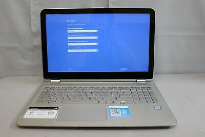 HP ENVY x360 m6 Convertible Intel Core i5-6200U CPU @2.3GHz 8GB 1TB Touch #13110