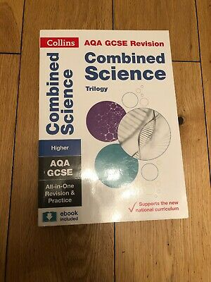 Collins  Aqa GCSE Combined Science trilogy revision and practice book