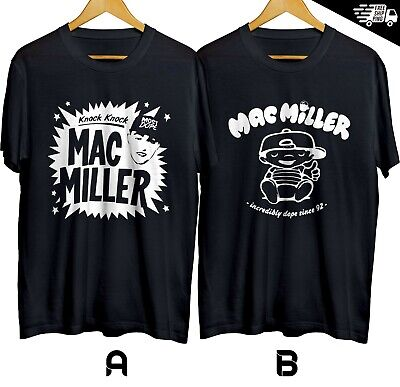 Mac Miller Most Dope Rapper T-shirt Cotton 100% S-4XL Free Shipping