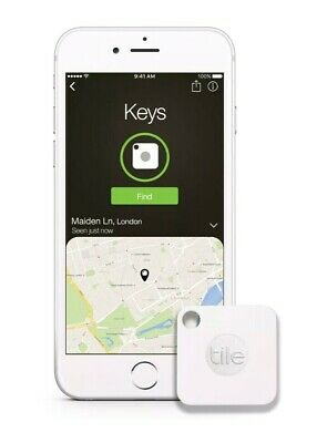 Tile  Bluetooth Tracker  :Mate - 1 Pack  : Free Shipping