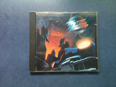 ZZ TOP - Recycler - Germany CD 1990 - 1 Press / TOP - ZUSTAND !!!