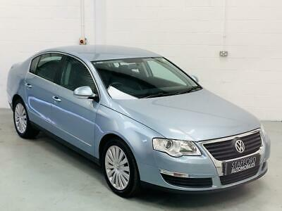 VW Volkswagen Passat Highline 2.0 TDI Diesel Blue 2013 Saloon 4 Door Manual