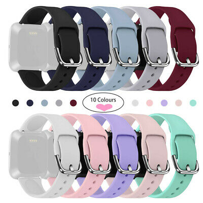 Replacement Silicone Breathable Wrist Band Strap For Fitbit Versa 2 Wristband