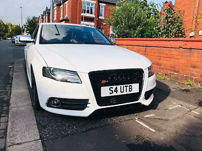 Audi S4 MRC Stage 2 520 BHP!!! Faster Than M5, C63, M3 ***Great Condition***