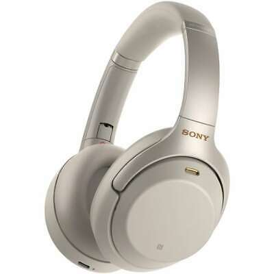 Sony WH-1000XM3 Wireless Over-Ear Noise Cancelling Headphones with Mic and Alexa
