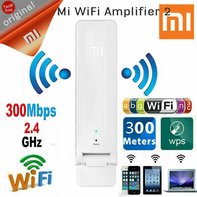 Xiaomi WiFi Repeater 2 Amplifier Extender WiFi Signal Booster Antenna 300Mbps