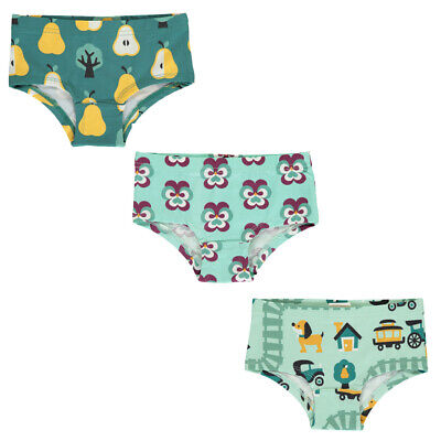 Maxomorra organic knickers Pear | Pansy | Old Town  2 3 4 5 6 7 8 9 10