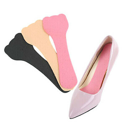 Ultra Thin Soft  3/4 Length T-Shape Cushion Insoles For High Heel Shoes Pads~GN