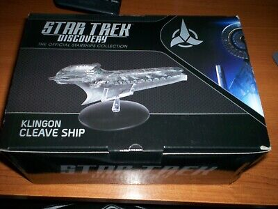 Star Trek Discovery Starships Collection - Klingon Cleave Ship (New)