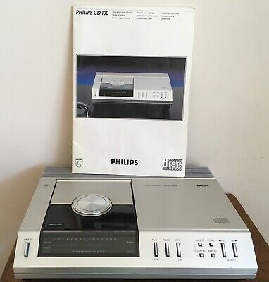 Philips cd100, great working condition