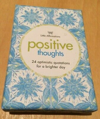 Quotes - Positive Thoughts - Little Affirmations Cards